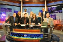 WGN 9 News Chicago with Devin Torkelsen