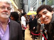 Creator of Star Wars, George Lucas