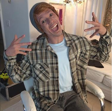 Nick Cannon sparks controversy transforming himself into a 'White Person' named 'Conner Smallnut'