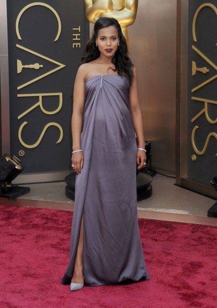 Kerry Washington Gave Birth to a Baby Girl!