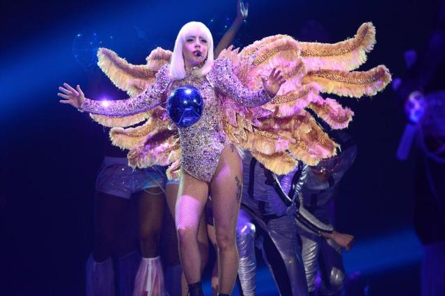 Lady Gaga ArtRave tour begins, setlist revealed as well