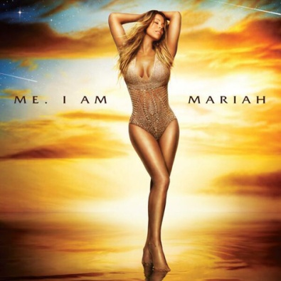 Above is the expected cover for Mariah's next album.
