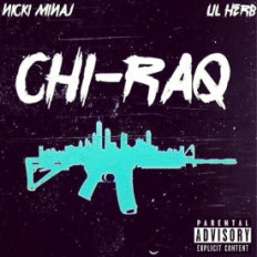 "Album Artwork for Nicki Minaj's released song titled, ""Chiraq"""