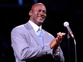 Michael Jordan, 51, becomes the first athlete currently on the Forbes prestigious list of the world's billionaires.