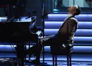 John Legend performing at Stevie Wonder: Songs In The Key of Life – An All-Star Grammy Salute event on Feb. 10, 2015.