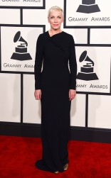 Annie Lennox at the 57th annual Grammy Awards