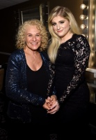 Carole King and Meghan Trianor