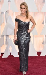 Cheryl Hines at the 87th annual Academy Awards