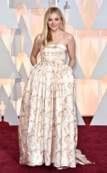 Chloë Grace Moretz at the 87th annual Academy Awards