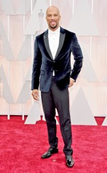 Common at the 87th annual Academy Awards