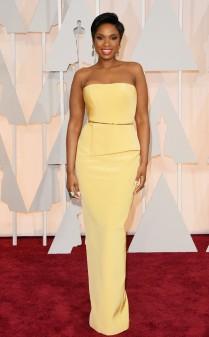 Jennifer Hudson at the 87th annual Academy Awards