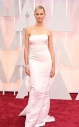 Karolina Kurkova at the 87th annual Academy Awards