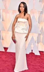 Kerry Washington at the 87th annual Academy Awards