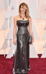 Laura Dern at the 87th annual Academy Awards