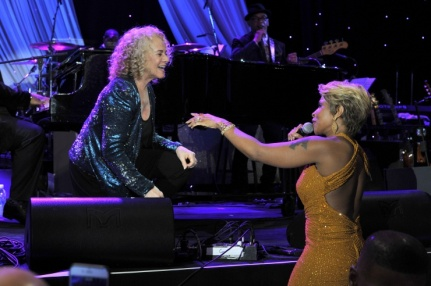 Mary J. Blige and Carole King