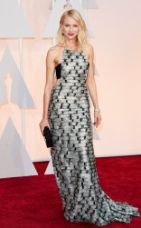 Namoi Watts at the 87th annual Academy Awards