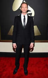 Niel Patrick Harris at the 57th annual Grammy Awards.