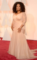 Oprah at the 87th Academy Awards