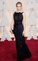 Sienna Miller at the 87th annual Academy Awards