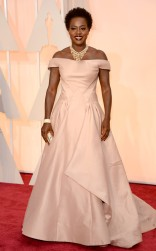 Viola Davis at the 87th annual Academy Awards