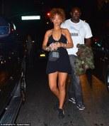 Rihanna WED