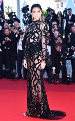 Kendall Jenner in Cavalli 2016 Cannes Film Festival